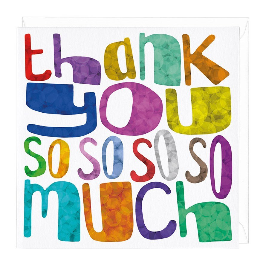 Image result for thank you so much