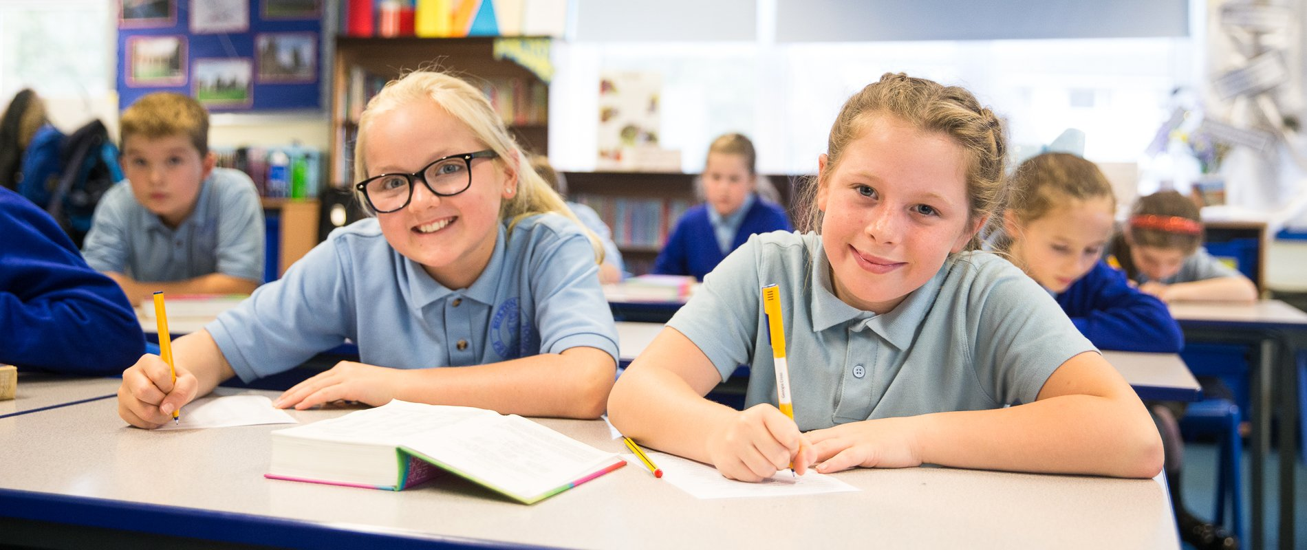 A warm, happy and safe environment where children are guided to achieve their very best.