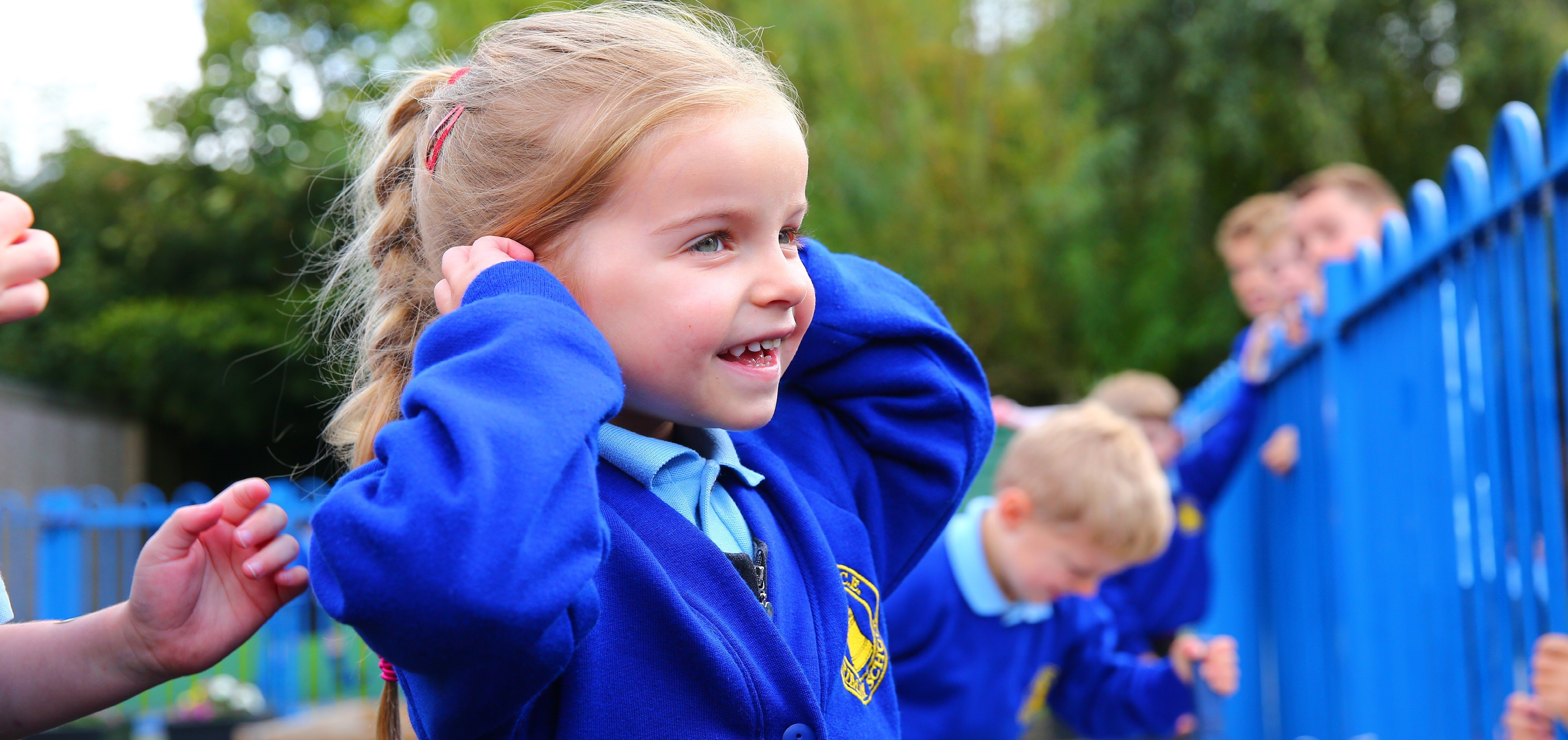 Our curriculum is rich, broad and balanced, adapted to our children's needs….